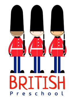 Welcome to British Preschool Logo